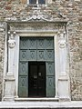 Door of Pieve di Sant Andrea (Sarzana, Italy).jpg