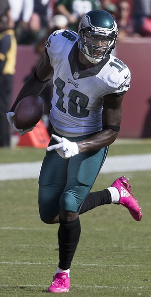 Dorial Green-Beckham - Green-Beckham with the Philadelphia Eagles in 2016