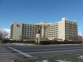 DoubleTree - Image: Double Tree by Hilton Hotel Denver