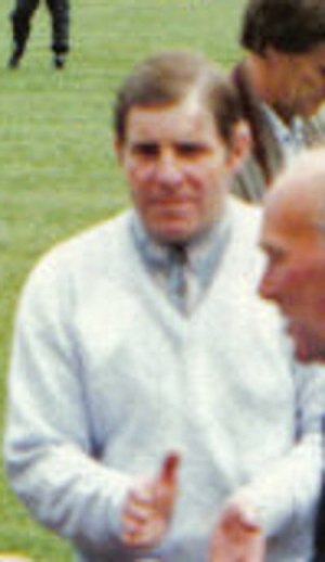 Doug Hillard - Doug Hillard in August 1988, aged 53