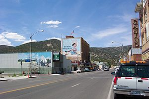 Ely, Nevada - Ely in 2006