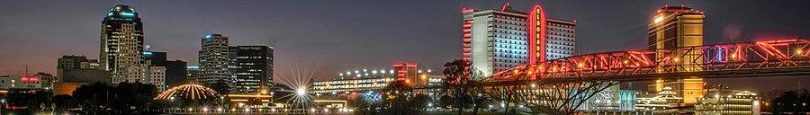 Shreveport page banner