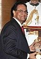 Dr. Dattatreyudu Nori, receiving Padma Shri in 2015 (cropped).jpg