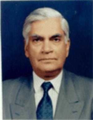 Ishfaq Ahmad - Ishfaq Ahmad, c. 1990s
