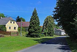 Drahotín, east part.jpg