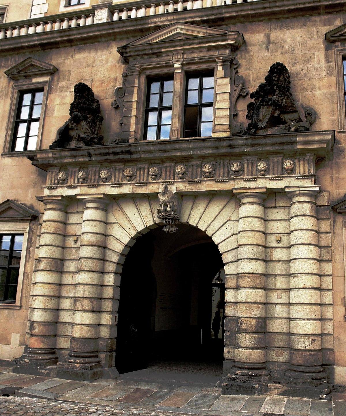 Porta Dresden