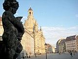 Dresden Frauenkirche Sachsen Germany Lupus in Saxonia.jpg