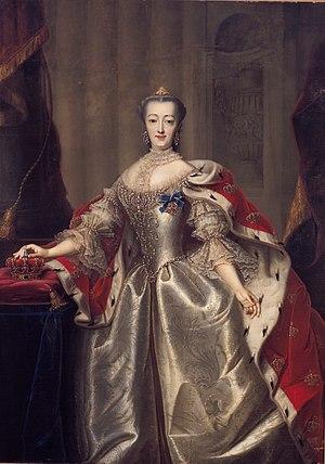 Sophie Magdalene of Brandenburg-Kulmbach