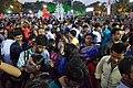 Durga Puja Spectators - Ballygunge Sarbojanin Durgotsab - Deshapriya Park - Kolkata 2014-10-02 9102.JPG
