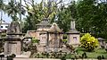Dutch Cemetery, Chinsurah- The tombs inside the cemetery.jpg