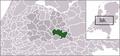 Dutch Municipality Utrechtse Heuvelrug 2006.png