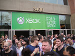 File:E3 Expo 2012 - Microsoft Press Event - exiting the event (7640802818).jpg