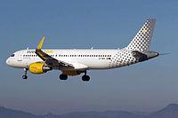 EC-MAO - A320 - Vueling