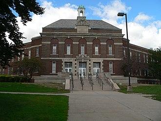 Eastern Michigan University College of Technology - Roosevelt Hall