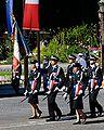 ENSP flag guard Bastille Day 2008.jpeg