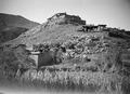 ETH-BIB-Dorf auf einem Hügel im Hohen Atlas-Tschadseeflug 1930-31-LBS MH02-08-0380.tif