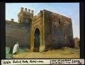 ETH-BIB-Rabat, Chella, Portal von innen-Dia 247-04955.tif