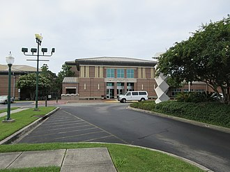 Metairie, Louisiana - East Bank Regional Library