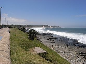 East London, Eastern Cape - East London Esplanade