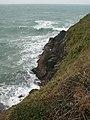 East side of Black Head (2) - geograph.org.uk - 1139335.jpg