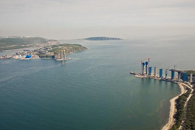 В Стамбуле стартуют четыре новых паромных маршрута
