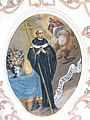 Ebersmunster Kloster - Fresko Edmund.jpg