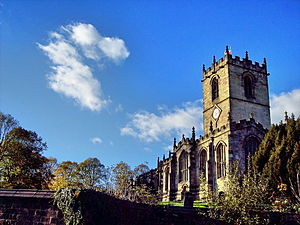 East Ecclesfield - St Mary's Church, Ecclesfield