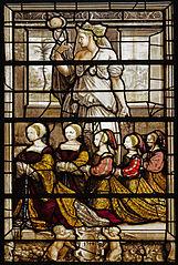 Vitraux des Filles du Connétable Anne de Montmorency