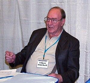 Edgar Mitchell - Edgar Mitchell, February 2009