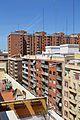 Edificis del carrer de la ciutat de Mula de València.JPG