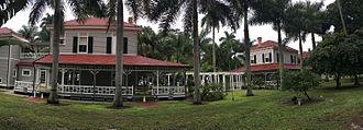 Edison and Ford Winter Estates - Thomas Edison's winter home