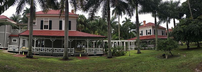 Edison and Ford Winter Estates