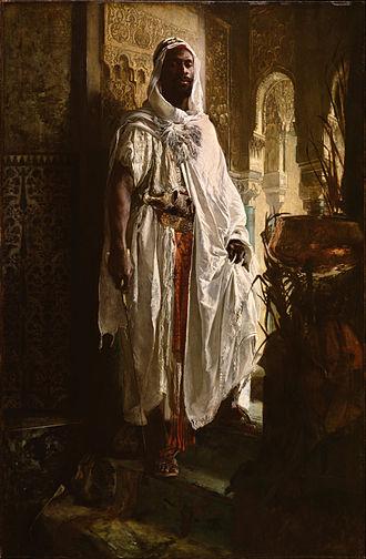 Osorio (play) - A Moor Chief