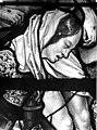 Eglise Saint-Martin - Vitrail, baie 10 (détail), Buste de sainte Madeleine - Montmorency - Médiathèque de l'architecture et du patrimoine - APMH00005440.jpg