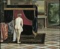 Eglon Hendrik van der Neer - Kandaules%u2019 Wife Discovering the Hiding Gyges - Google Art ProjectFXD.jpg