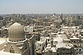 Egypt, Cairo, Panorama of Islamic Cairo, also Medieval Cairo or Fatimid Cairo.jpg
