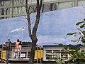 El Centro de Mayores de Villa de Vallecas se une a la expresión pictórica mural 01.jpg
