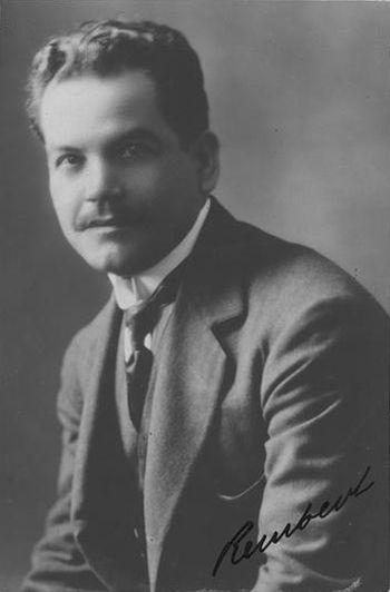 El joven Pedro Aguirre Cerda