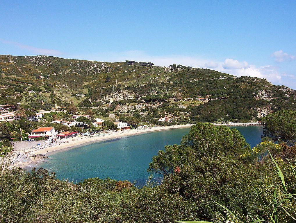 Isola D Elba Hotel Sant Andrea