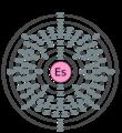Electron shell 099 einsteinium.png