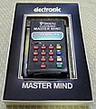 Electronic Master Mind by Invicta Games, Made in Hong Kong, Copyright 1977 (LED Handheld Electronic Game).jpg
