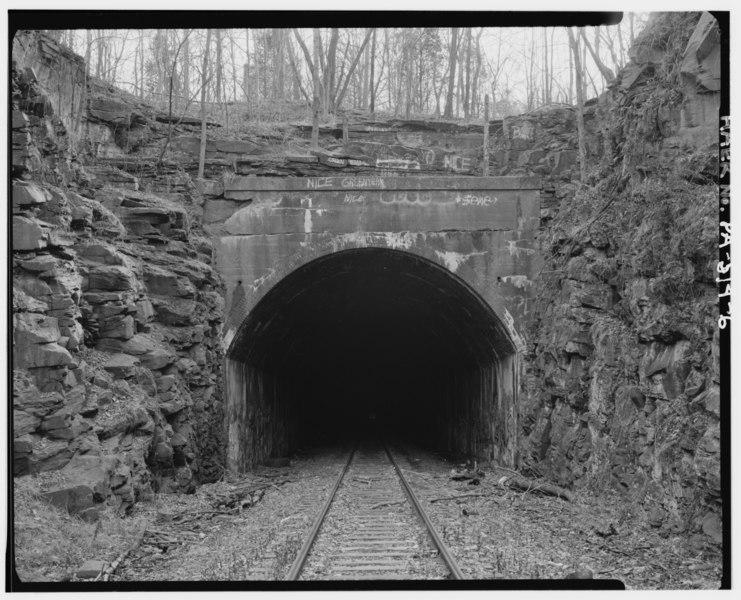 File elevation of north portal north pennsylvania for N portal