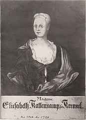 Madame Elisabeth Kattenkamp born Krenckel