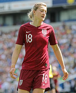 Ellen White (footballer) English international footballer