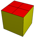 Elongated dodecahedron flat.png