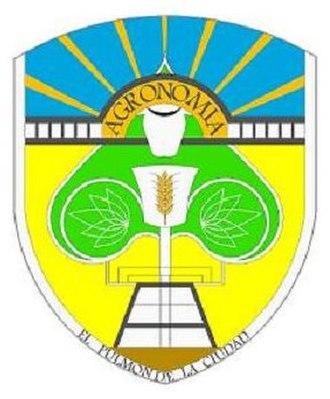 Agronomía - Image: Emblema Agronomia