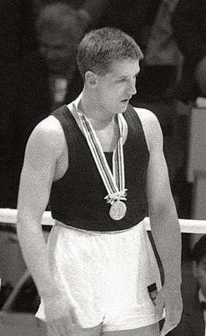 Emil Schulz - Emil Schulz at the 1964 Olympics