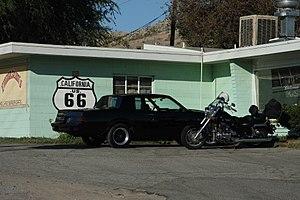 Sky (film) - The dinner scene was filmed at Emma Jean's Holland Burger Cafe in Victorville, California.