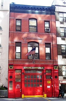 Organization of the New York City Fire Department - Wikipedia