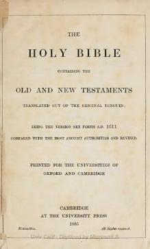 English Revised Version of the Bible.djvu